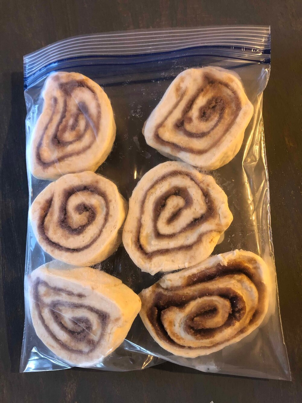 Missouri Girl Homemade cinnamon rolls. Missouri Girl Blog.