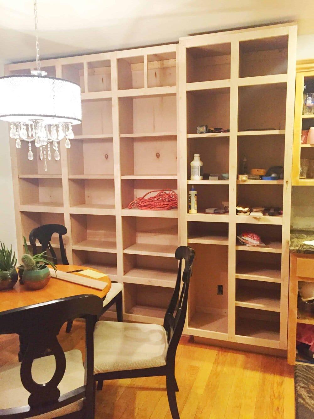 Missouri Girl kitchen renovation. DIY kitchen cabinets. Missouri Girl Blog.
