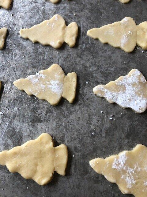 Missouri Girl Chiefs Arrowhead Sugar Cookies. Missouri Girl Blog.