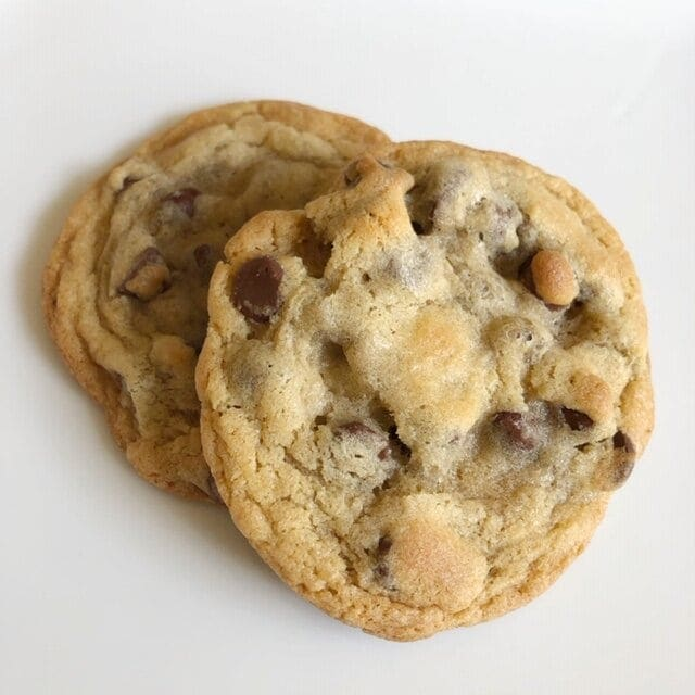 Missouri Girl chocolate chip cookie