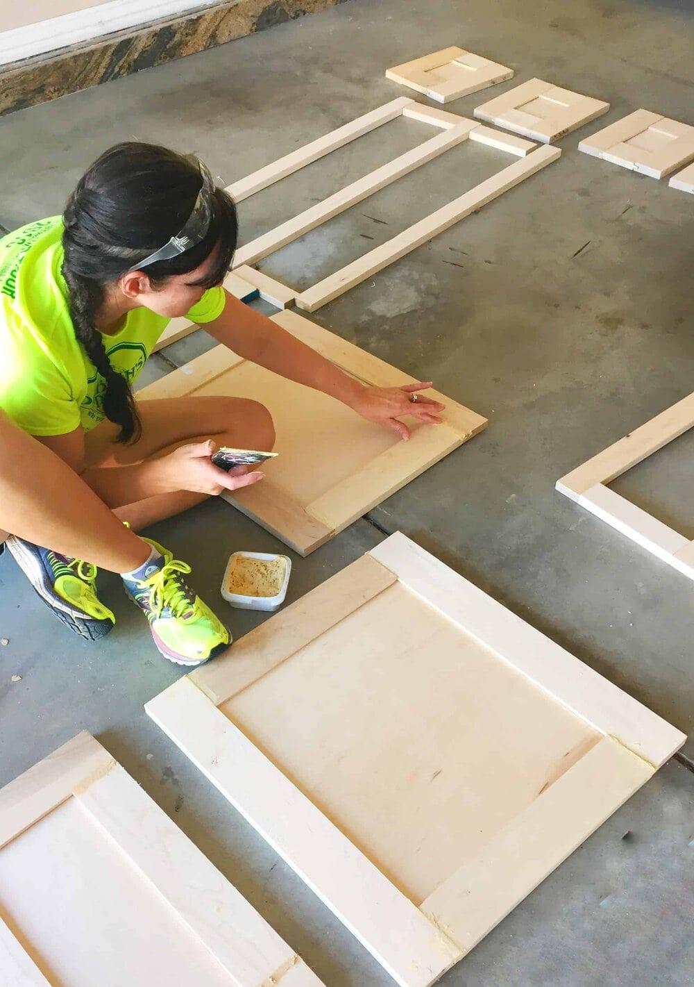 Missouri Girl kitchen renovation. DIY Kitchen Remodel. Missouri Girl Blog.