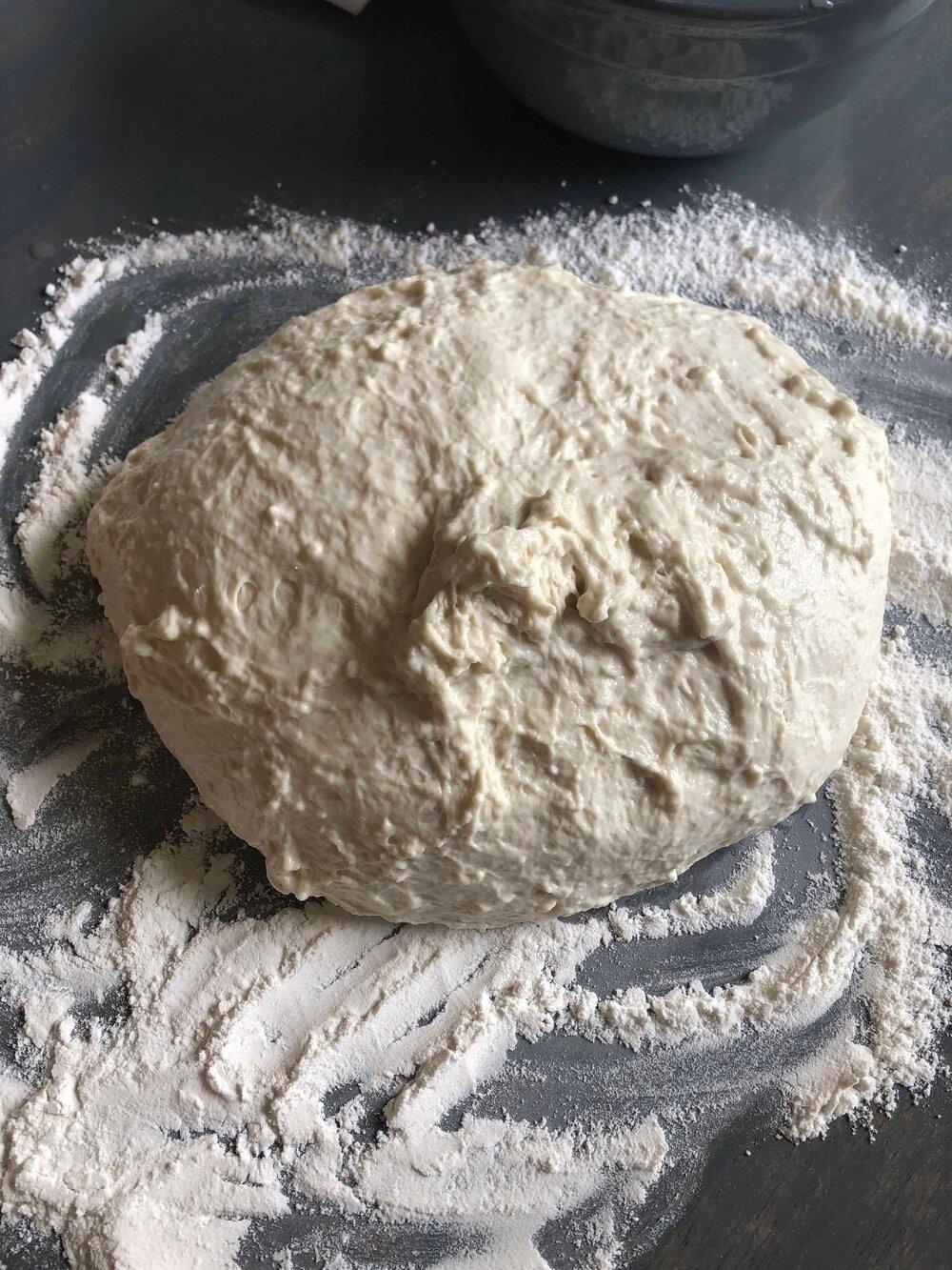 Missouri Girl Sourdough bread