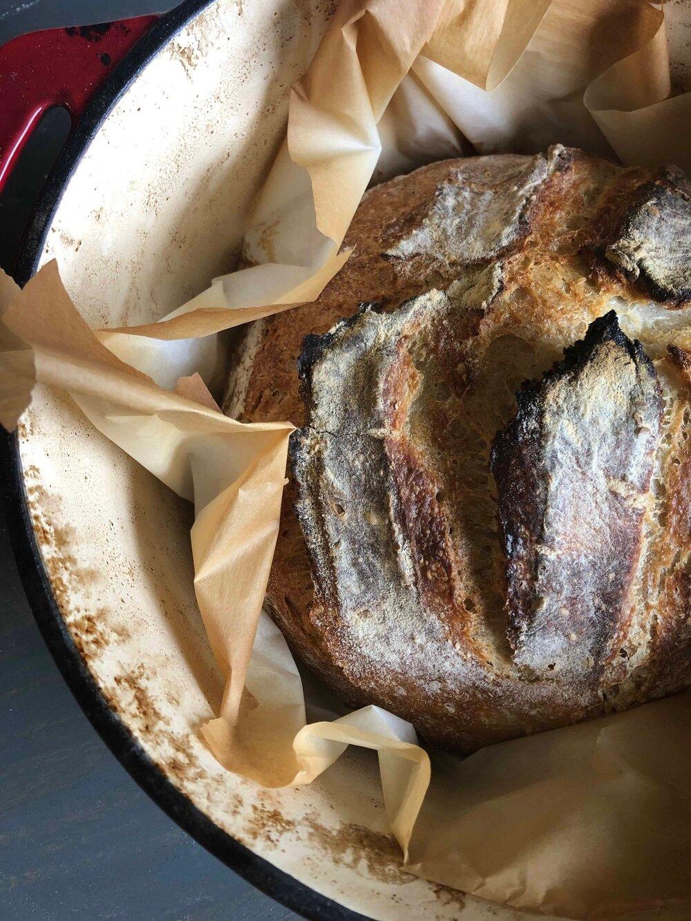 Missouri Girl homemade Sourdough Bread